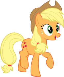 FANMADE_Applejack_vector_by_Qsteel