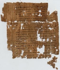 Papyrus_1_-_recto
