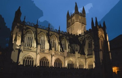1028-bath-abbey-nighttime